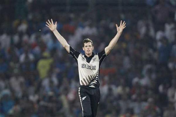 पाक के खिलाफ टैस्ट से पहले न्यूजीलैंड को लगा करारा झटका
