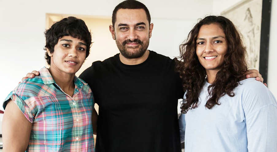 'दंगल' फिल्म के रिलीज से पहले ही बाजार में आ जाएगी किताब