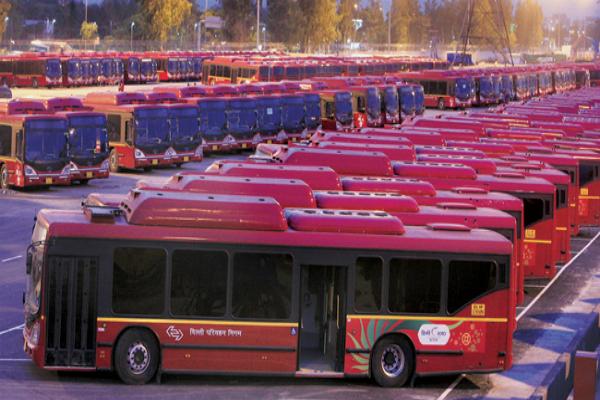 DTC ने बढ़ाया एसी बस का किराया