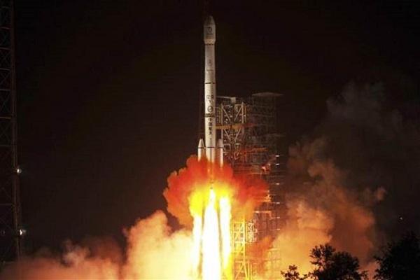 चीन ने किया इस नए सैटेलाइट का प्रक्षेपण