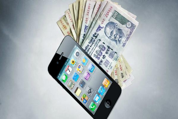 नोटबंदी ने खोले मोबाइल वॉलेट के विकास के द्वार