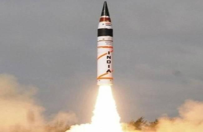 ओडिशा में पृथ्वी II मिसाइल का हुआ सफल प्रक्षेपण
