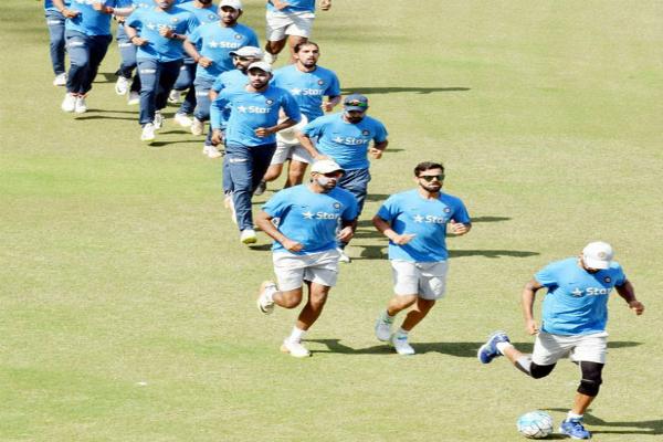 भारत और इंगलैंड टैस्ट पर संकट के बादल छंटे