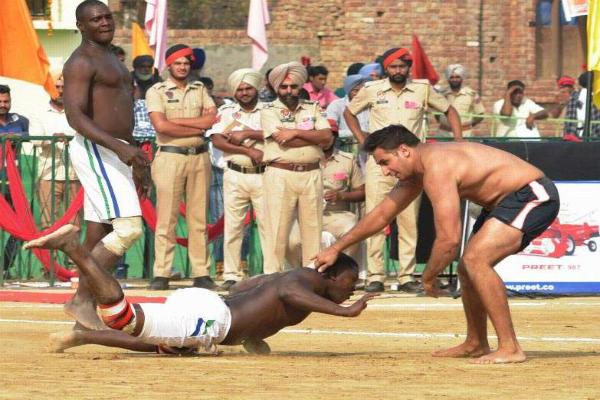 वर्ल्ड कबड्डी कप:भारत ने लगाई जीत की 'हैट्रिक'