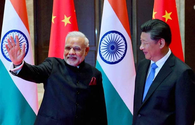 चीनी मीडिया दे रहा भारत को ये सलाह