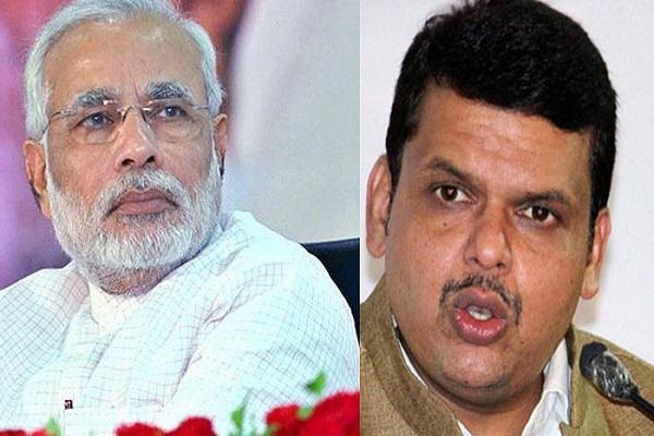 माेदी विराेधियाें काे फड़णवीस का करारा जवाब, कहा- जाे PM के साथ नहीं, वाे देश के खिलाफ