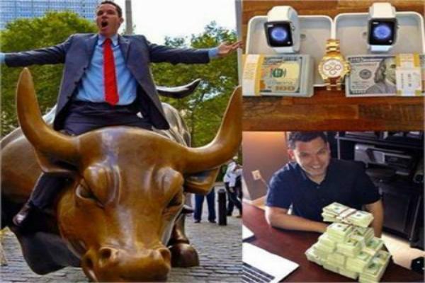 यह अरबपति सिखा रहा अमीर बनने के तरीके