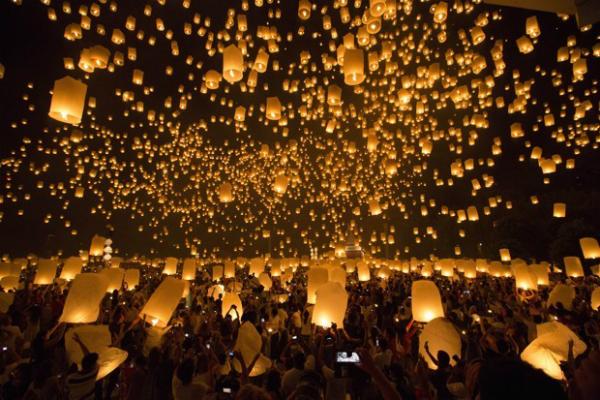 थाईलैंड की उड़ानों पर पड़ेगा, होने वाले उत्सव का असर