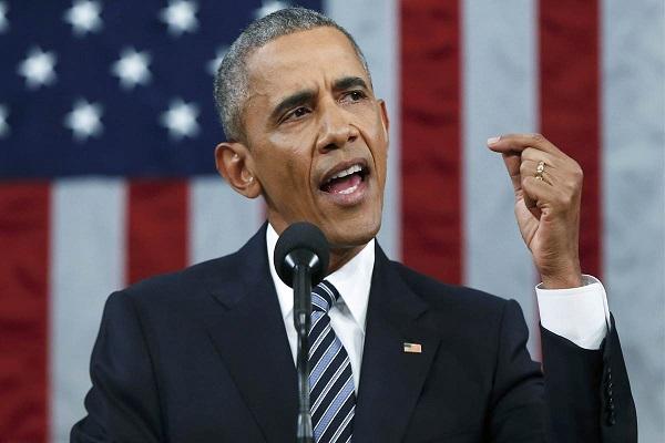 ओबामा ने ट्रंप पर फिर साधा निशाना