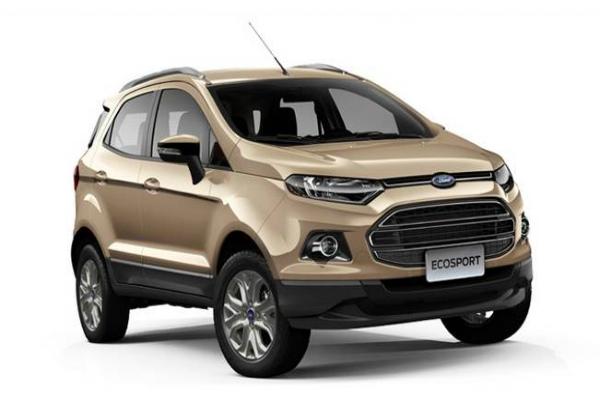 Ford Ecosport: अमरीका में बिकने वाली पहली Made in India कार