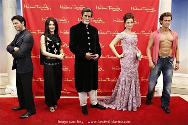 अब भारतीय दर्शक भी ले सकेंगे मोम के पुतलाें के साथ सैल्फी