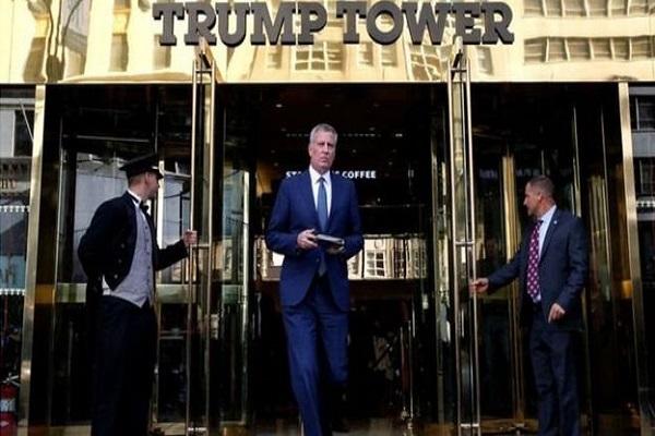 ट्रंप से डरे हुए है न्यूयॉर्क के लोग !