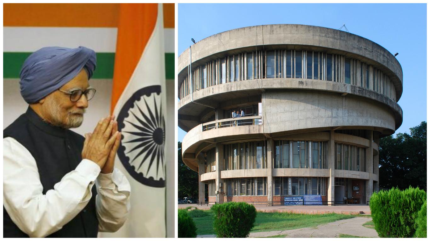 पीयू में अब स्टूडेंट्स को पढ़ा सकेंगे डॉ. मनमोहन सिंह