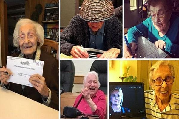 अमरीका चुनाव : इनका 96 साल लंबा इंतज़ार होगा ख़त्म..!!
