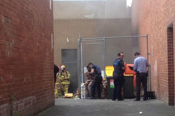 ऑस्ट्रेलिया में एक व्यक्ति ने बैंक में आग लगाई, 20 से अधिक लोग घायल
