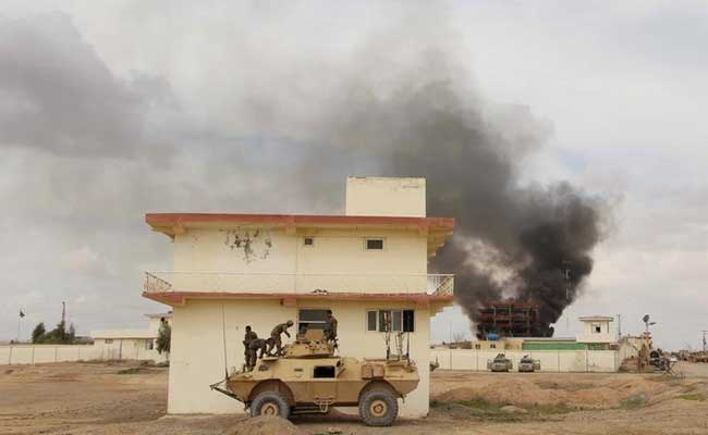 काबुलः आत्मघाती हमले में 4 सुरक्षा कर्मियों की मौत