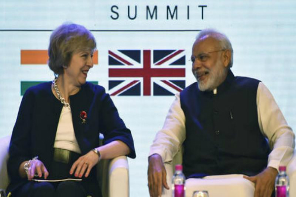 भारत-ब्रिटेन संबंध में महत्वपूर्ण होगा 'मेक इन इंडिया': मोदी
