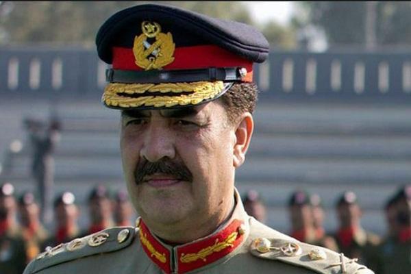 पाकिस्तान ने भारतीय सीमा के पास किया सैन्य अभ्यास, राहील शरीफ भी हुए शामिल