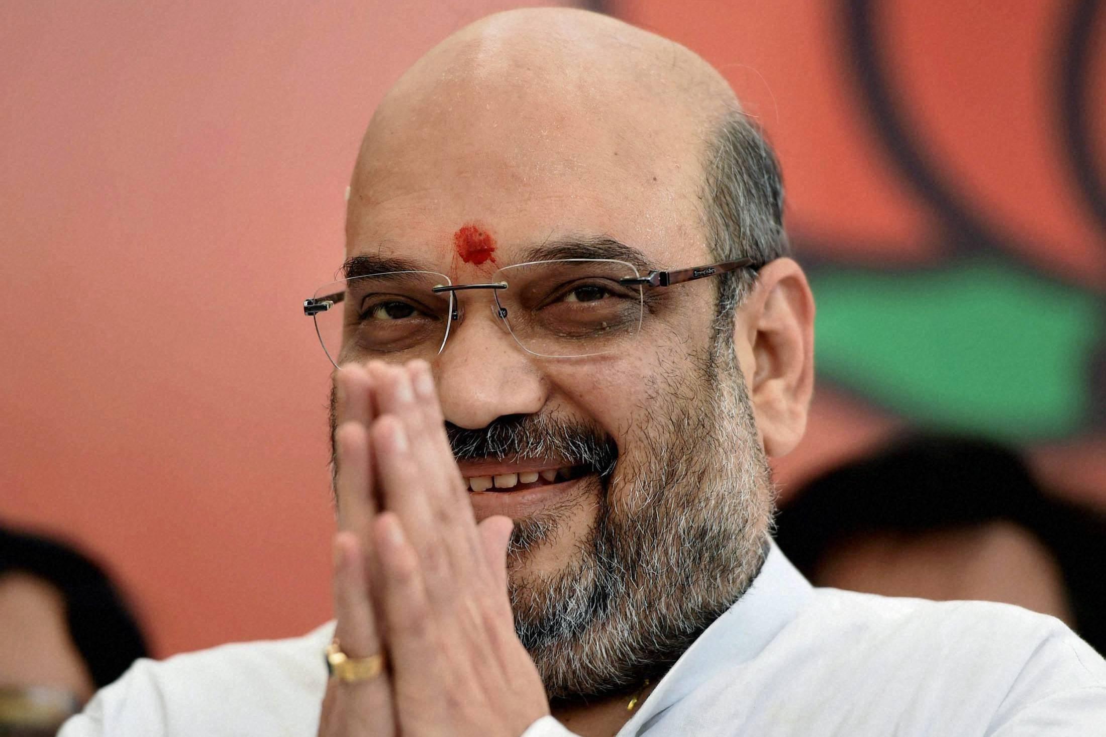 अमित शाह 20 नवंबर को आएंगे चंडीगढ़, कांग्रेसी उनके विरोध में करेंगे कुछ ऐसा