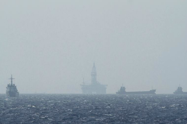 विवादित दक्षिण चीन सागर में ताइवान करेगा बचाव अभ्यास