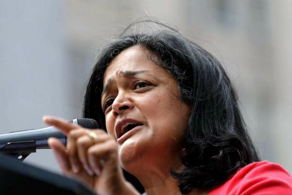 ट्रंप के मुस्लिम विरोधी बयान का सख्ती से करेंगे विरोध: जयपाल