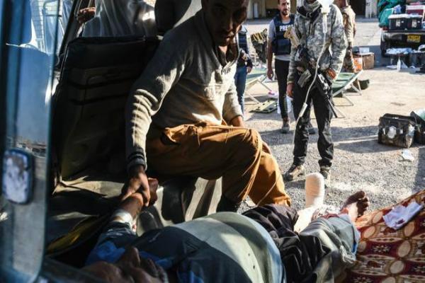 इराक में दो बम विस्फोट, 18 की मौत