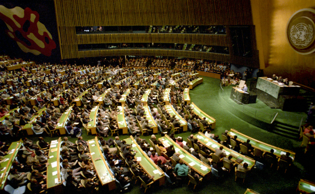 मानवाधिकार मुद्दे पर भारत ने PAK को सुनाई खरी खोटी