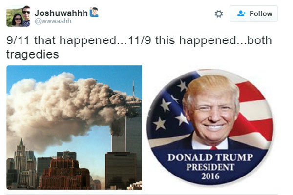 अमरीका के लिए दूसरा काला दिन बना 11/9, देखें तस्वीरें