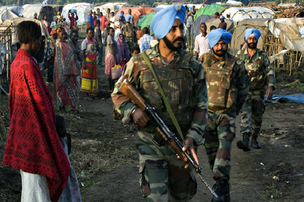 ईस्ट कांगो में ब्लास्ट- 32 भारतीय शांति सैनिक घायल, 1 बच्चे की मौत