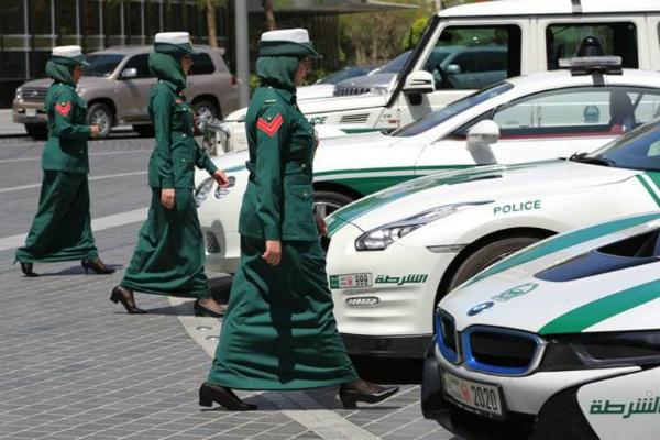 अब महिलाओं के हाथों में दुबई की सुरक्षा कमान