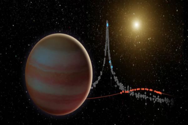 नासा की बड़ी कामयाबी, खोजा तारे से छोटा आकाशीय पिंड