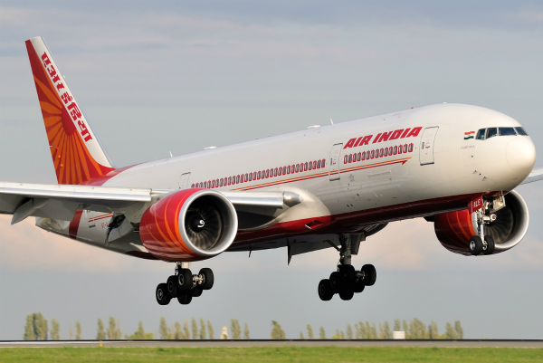 एयर इंडिया के खिलाफ सबसे ज्यादा शिकायतें