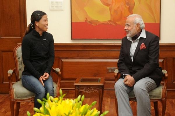 मैरीकॉम ने किया PM मोदी का समर्थन, बताया नोट बैन का ये फायदा!