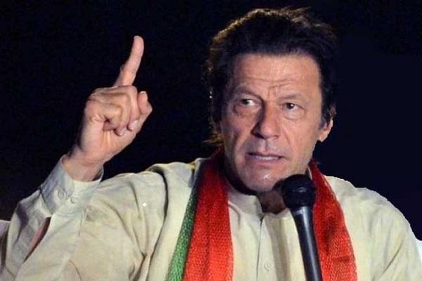 इमरान खान ने इस्लामाबाद बंद का ऐलान  लिया वापस
