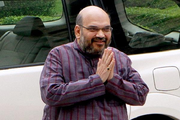 भ्रष्ट सरकार के हाथों उत्तराखंड का कष्ट देखकर भाजपा दुखी: शाह
