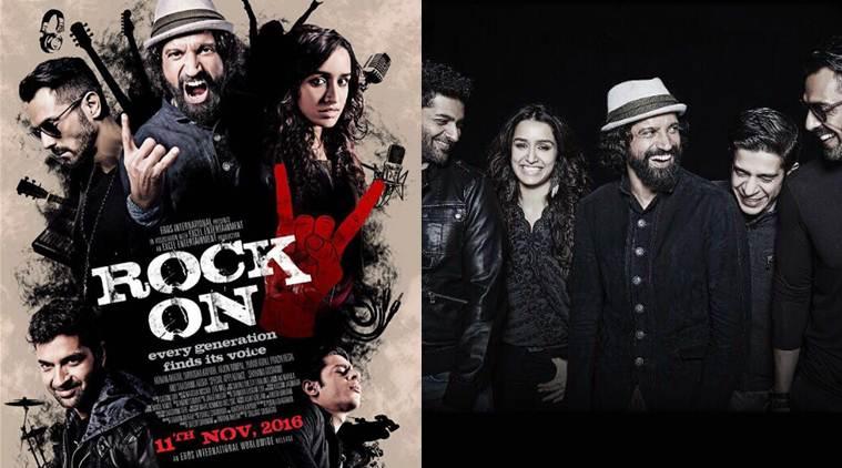 Movie Review: ''रॉक ऑन 2''
