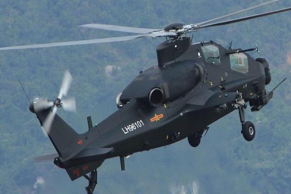 PAK आर्मी की ड्रिल में दिखा चीन का ये हमलावर हैलीकॉप्टर