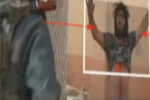 ISIS आंतकी ने अचानक किया सरैंडर, सैनिक हुए हैरान