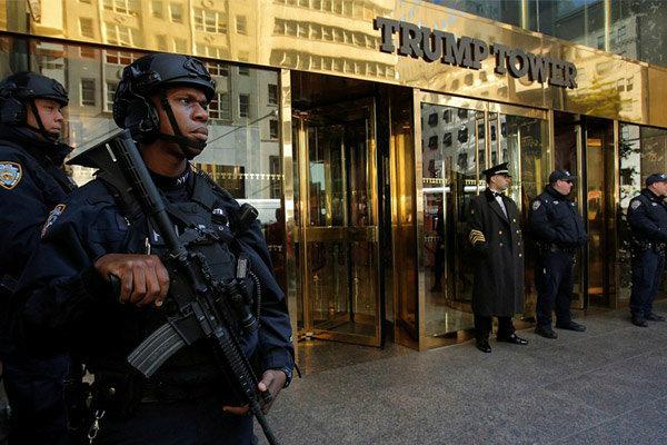 ट्रंप के मर्डर का 'ट्वीट' वायरल, बढाई गई सुरक्षा(Pics)