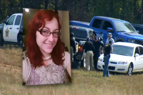 इस हालत में मिली लापता हुई महिला, देखें तस्वीरें