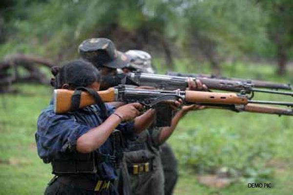 केरल: मुुठभेड़ में मारे गए तीन माओवादी