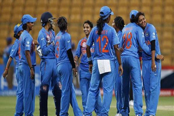 भारतीय महिला टीम की वेस्टइंडीज पर बड़ी जीत