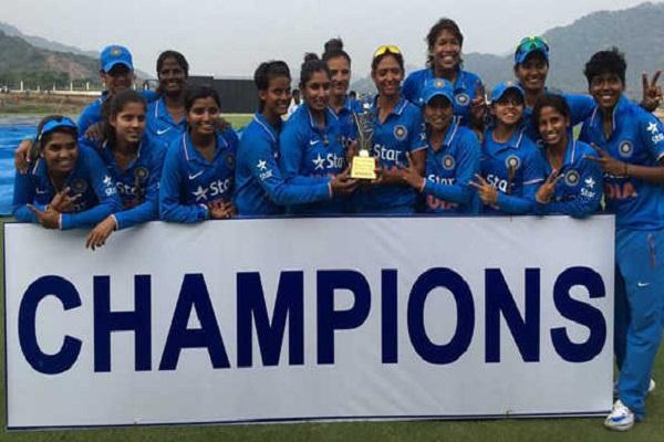 भारतीय महिलाओं ने किया विंडीज का क्लीन स्वीप