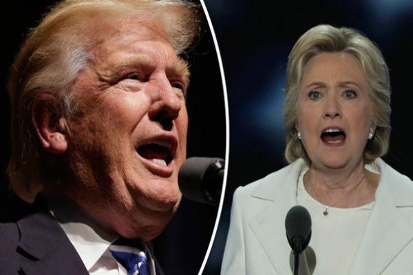 राष्ट्रपति पद की दौड़ में हिलेरी अब तक की सर्वाधिक भ्रष्ट उम्मीदवार :ट्रंप