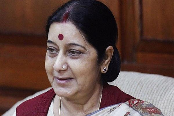 विदेश मंत्री सुषमा स्वराज को किडनी देगा पाकिस्तानी नेता !