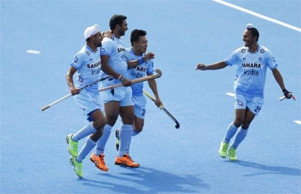 भारत ने मलेशिया को 4-2 से हराकर दर्ज की पहली जीत