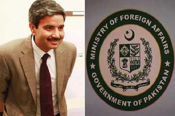 पाकिस्तान ने फिर किया भारतीय उप उच्चायुक्त को तलब