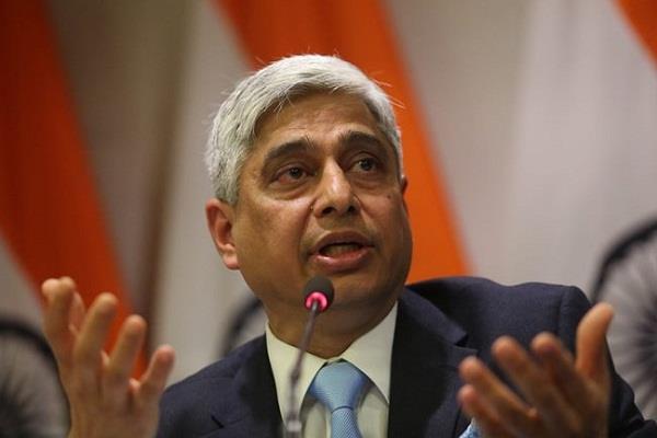 भारत की पाक को सलाह, कहा आरोप लगाने के बजाय आतंकवाद की गंदगी की करे सफाई