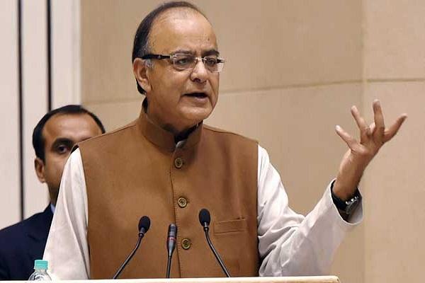 बड़े नोट बंद करने पर राजनीतिक दलों के बयान गैरजिम्मेदाराना : वित्त मंत्री