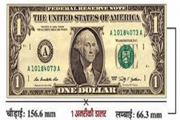 डॉलर की राह पर नोट !